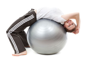 exercising-on-a-gym-ball